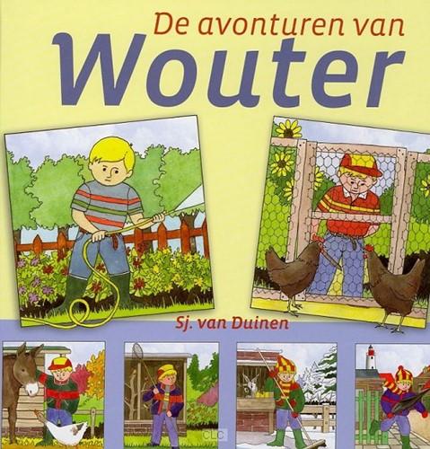 De avonturen van Wouter (Hardcover)