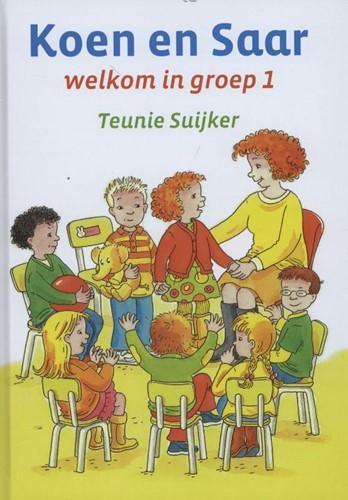 Welkom in groep 1 (Hardcover)