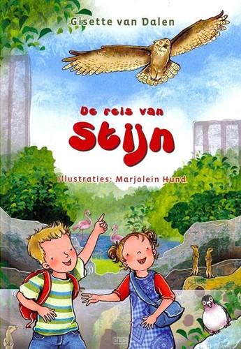 De reis van Stijn (Hardcover)
