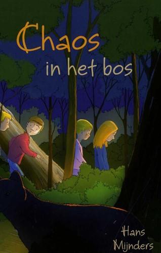 Chaos in het bos (Boek)