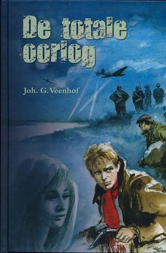 De totale oorlog (Hardcover)