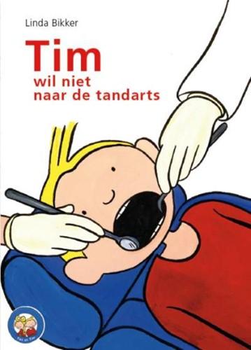 Tim wil niet naar de tandarts (Hardcover)