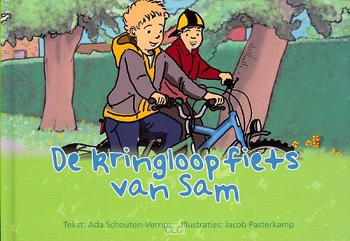 De kringloopfiets van Sam (Hardcover)