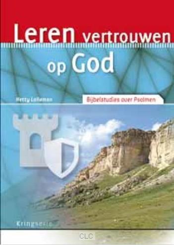 Leren vertrouwen op God (Boek)