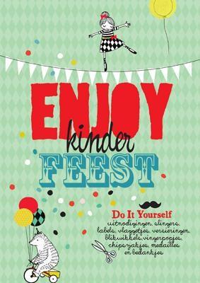 Enjoy kinderfeest (Boek)
