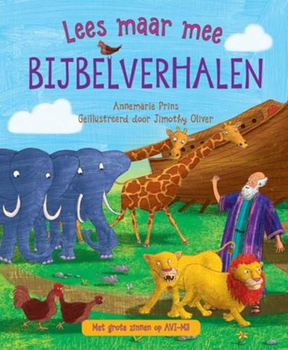 Lees maar mee bijbelverhalen (Hardcover)
