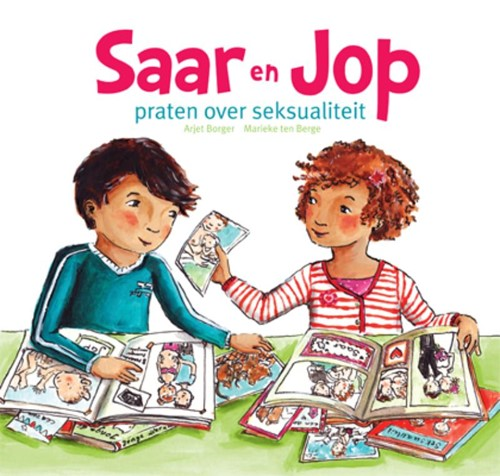 Saar en Jop (Hardcover)