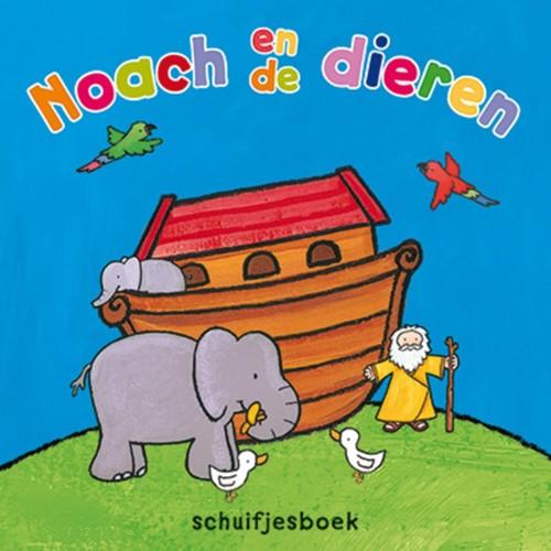 Noach en de dieren (Kartonboek)