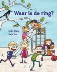 Waar is de ring? (Hardcover)
