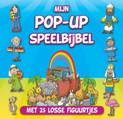 Mijn pop-up speelbijbel (Hardcover)