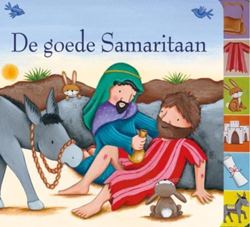 De goede Samaritaan (Kartonboek)