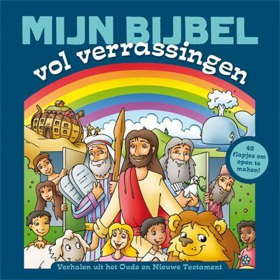 Mijn Bijbel vol verrassingen (Hardcover)