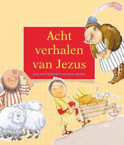Acht verhalen van Jezus (Hardcover)