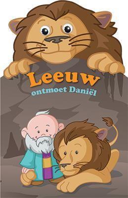 Leeuw ontmoet Daniel (Hardcover)