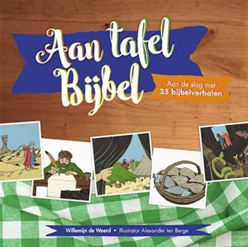 Aan tafel bijbel (Hardcover)