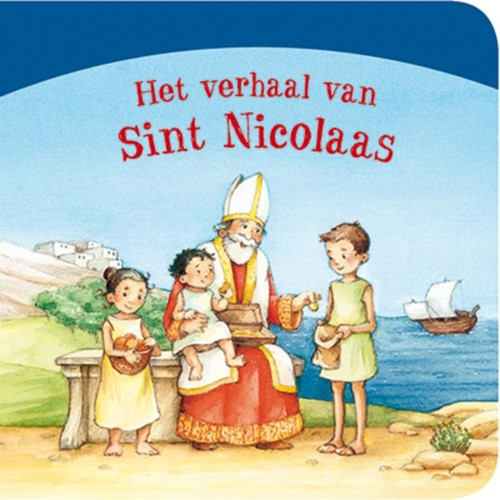 Het verhaal van Sint Nicolaas (Hardcover)