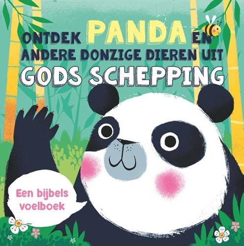 Ontdek Panda en andere donzige dieren uit Gods schepping (Hardcover)