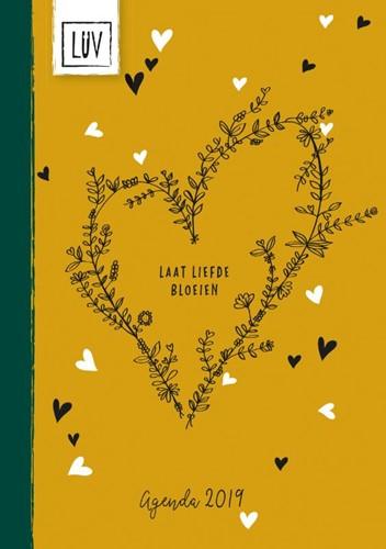 LUV agenda 2019 (Hardcover)