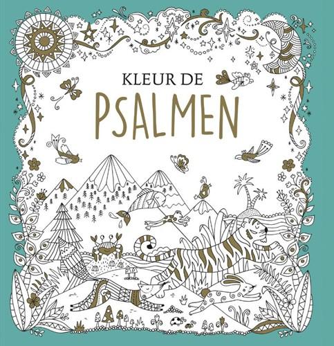 Kleur de psalmen (Paperback)