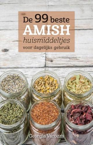 De 99 beste Amish huismiddeltjes (Paperback)