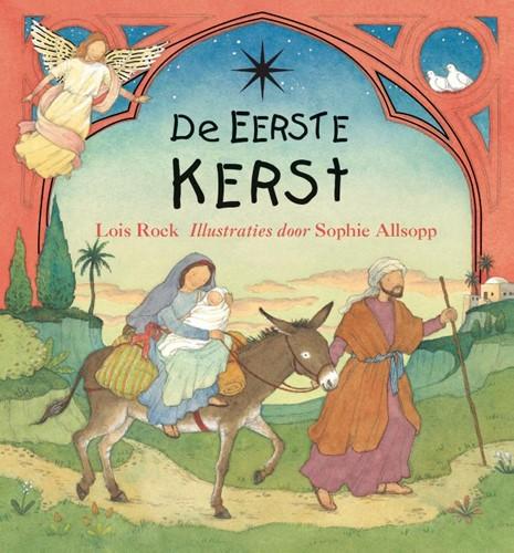 De eerste kerst (Boek)