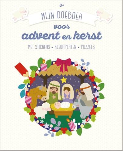 Mijn doeboek voor advent en kerst (3+) (Boek)