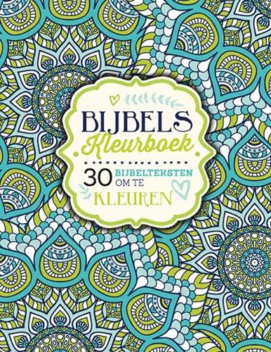 Bijbels kleurboek (Paperback)