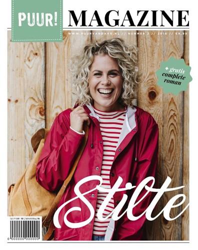 PUUR! Magazine, nr. 2- 2018, incl. Bookazine (set van 10 ex.) (Paperback)