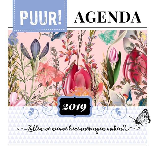 PUUR! Agenda 2019 (Paperback)