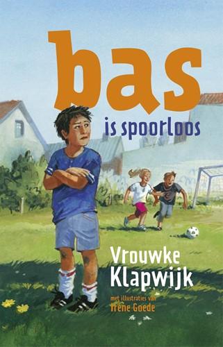 Bas is spoorloos (Hardcover)