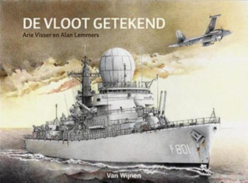 De vloot getekend (Hardcover)