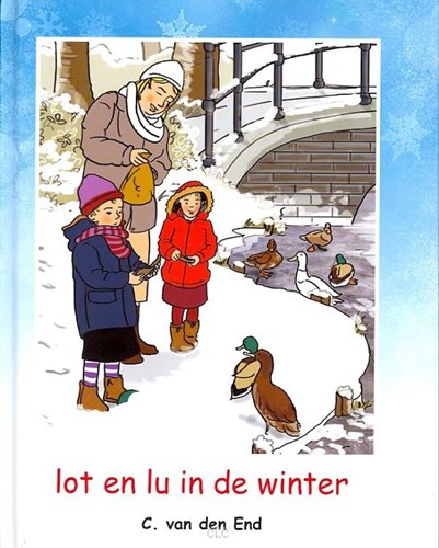 Lot en Lu in de winter (Hardcover)