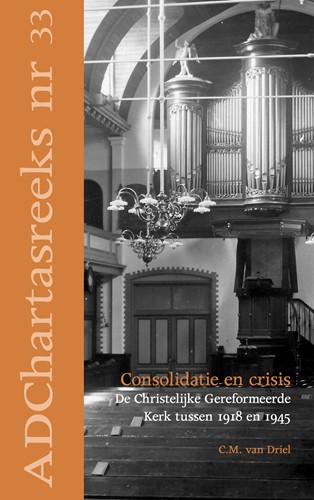 Consolidatie en crisis (Paperback)