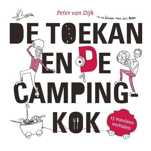De toekan en de campingkok (Boek)