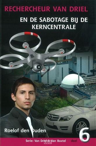 Rechercheur Van Driel (Boek)