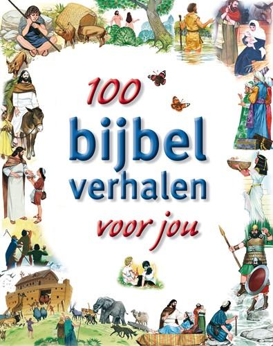 100 bijbelverhalen voor jou (Hardcover)
