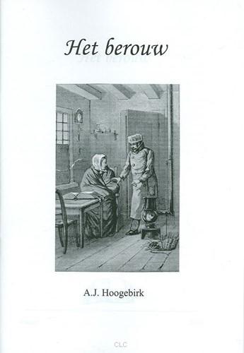 Het berouw (Boek)