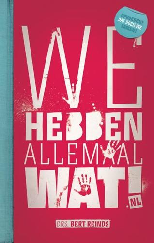 We hebben allemaal wat.nl (Boek)