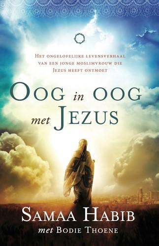 Oog in oog met Jezus (Boek)
