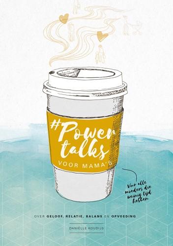 #Powertalks voor mama's (Boek)