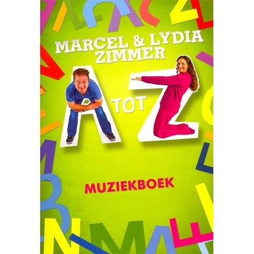 Muziekboek (CD)
