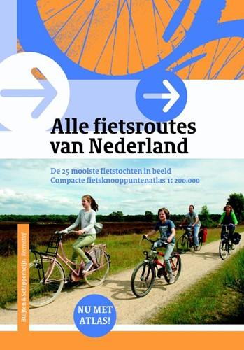 Alle fietsroutes in nederland (Paperback)