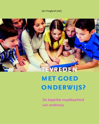 Tevreden met goed onderwijs? (Paperback)
