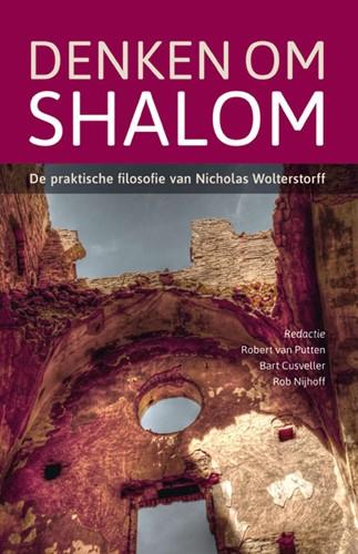 Denken om shalom (Paperback)