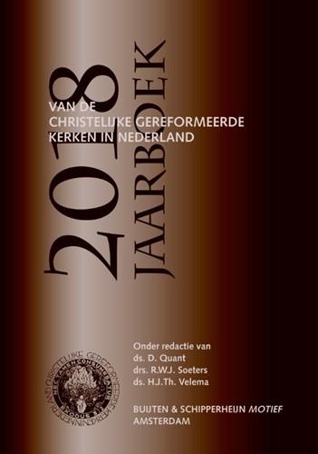 Jaarboek Christelijk Gereformeerde Kerken 2018 (Paperback)