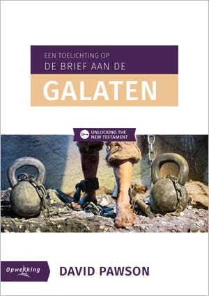 Een toelichting op de brief aan de Galaten (Paperback)