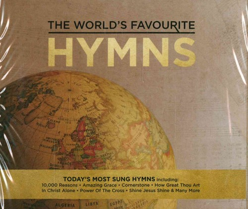 The World's favourite Hymns (CD)