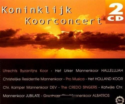 Koninklijk Koorconcert 2CD