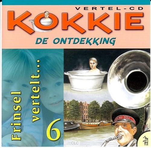 Kokkie 6 de ontdekking luisterboek (Product)