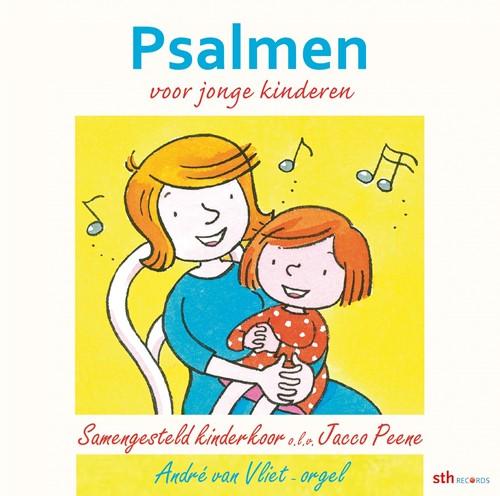 Psalmen voor jonge kinderen 1 CD (Product)